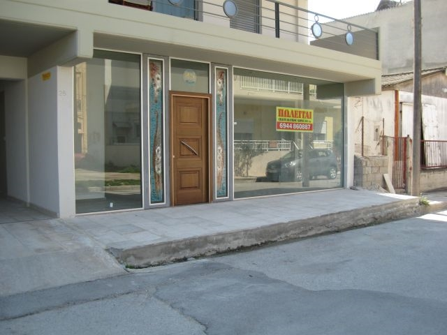 (For Sale) Commercial/Retail Shop || Korinthia/Korinthia - 95,00Sq.m, 115.000€