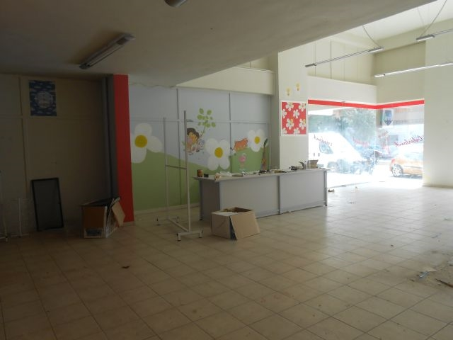 (For Rent) Commercial Retail Shop || Korinthia/Korinthia - 150,00Sq.m, 700€