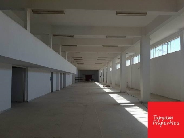 (For Rent) Commercial Industrial Area || Korinthia/Korinthia - 3.500 Sq.m, 2.250€