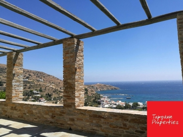 (For Sale) Residential Detached house || Cyclades/Andros-Korthio - 154 Sq.m, 3 Bedrooms, 300.000€